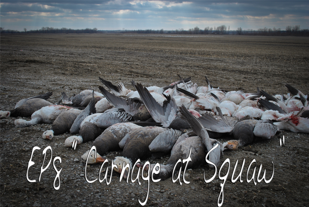 "Goose Hunting Video – Fowled Reality EP8 ""Carnage at Squaw"""