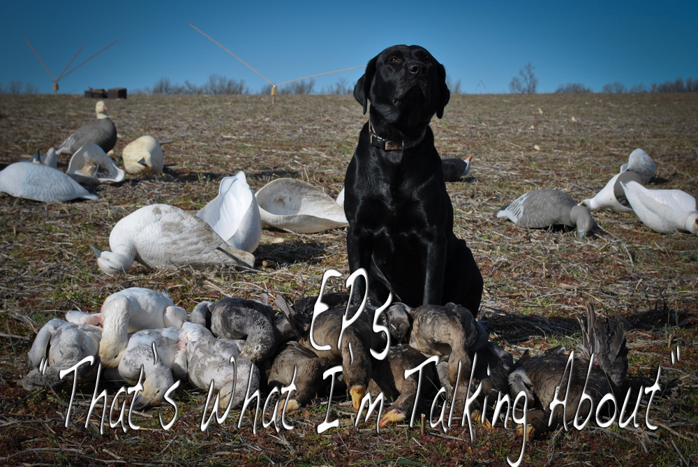 "Goose Hunting Video – Fowled Reality EP5 ""That's What I'm Talking About"""