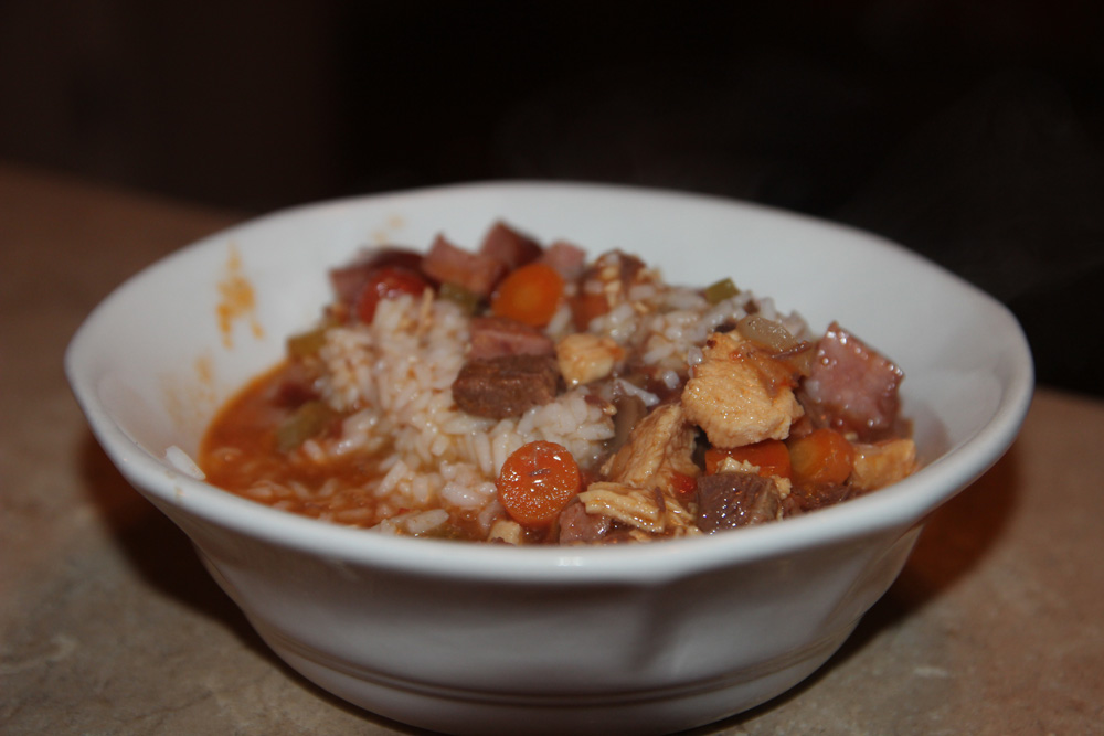 Cooking Duck: Turner Island Duck Gumbo
