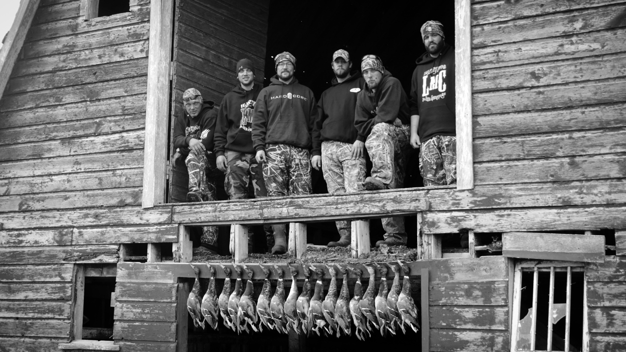 Video: Duck Hunting – The Hand You're Dealt