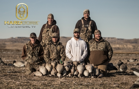 Badlands Geese – Hard Core Waterfowl TV Episode 5