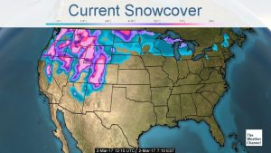 US Snow Cover
